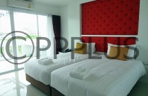 stylish Hotel with 54 rooms for lease in patong