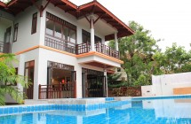 Large villa for sale in Phuket Town