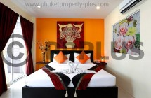 Boutique Hotel for lease in Patong with restaurant, bar and 51 guest rooms.